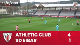 ⚽️ Resumen I Amistoso - Lagunartekoa I Athletic Club 4-1 SD Eibar I Laburpena Video