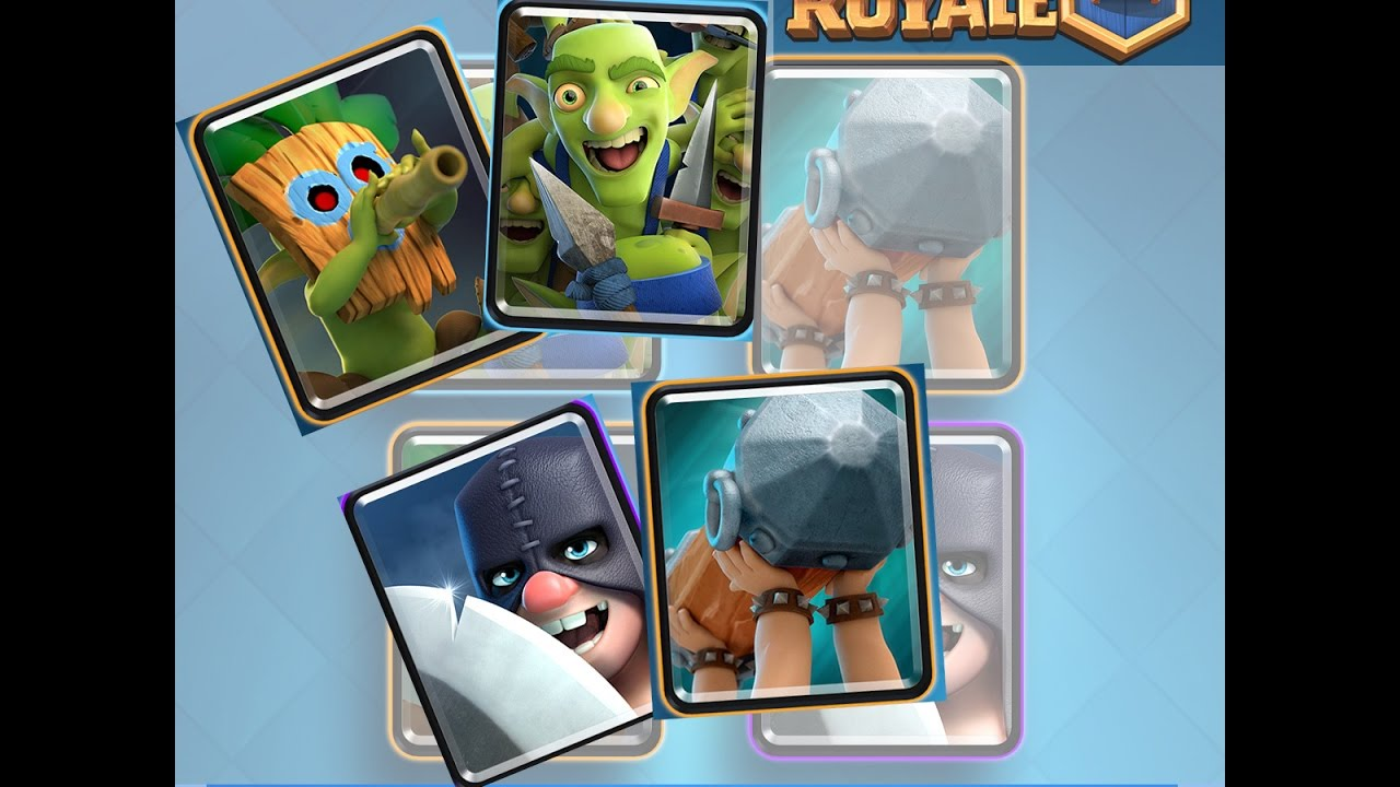 Clash Royale 4 New cards and A new arena | December Update | DGC