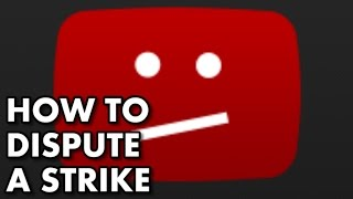 How to Dispute a Strike -- DMCA Process Explained by : h3h3Productions