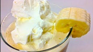 Banana Cream Pie Milkshake