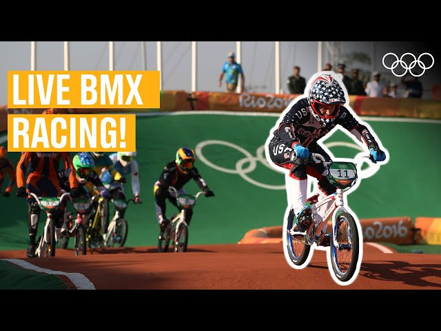 LIVE UCI BMX Supercross World Cup - Day 2