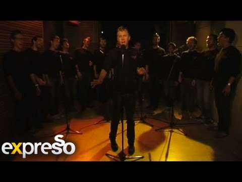 "The Whiffenpoofs  perform ""Operator "" live from the Expresso penthouse stuido"