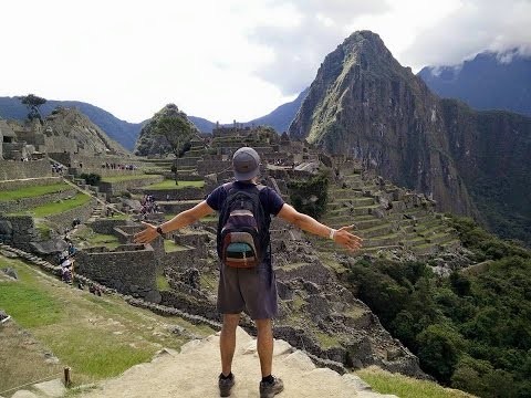 South America Backpacking Adventure - Argentina, Bolivia and Peru