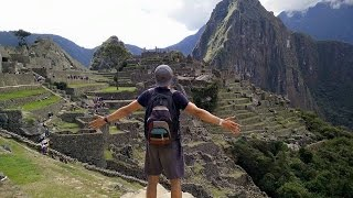 South America Backpacking Adventure - Argentina, Bolivia and Peru