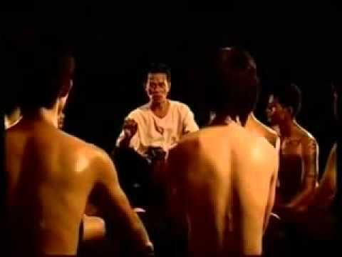 มวยไทยไชยา โดย ครูแปรง