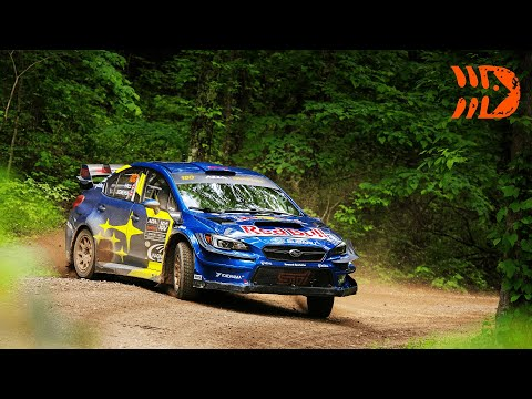 Best Action of Southern Ohio Forest Rally 2021 | Max Attack, Pure Sound, FPV