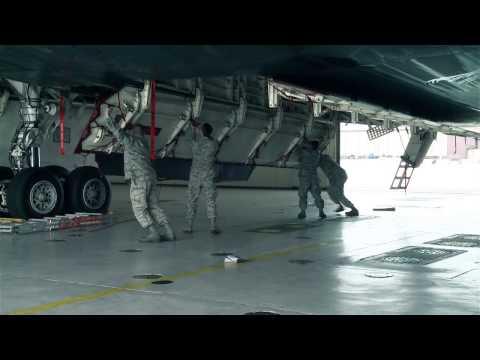 509th Bomb Wing Global Strike Challenge Maintenance Team