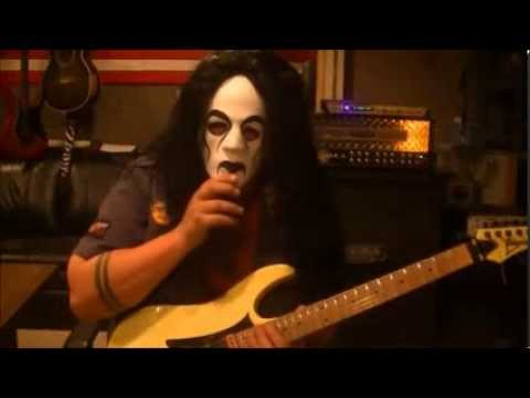 How to play Darkened Room by Skid Row on guitar by Mike Gross