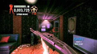 Repeat youtube video House of the Dead Overkill Extended Cut 003 - Naked Terror (1 of 2)