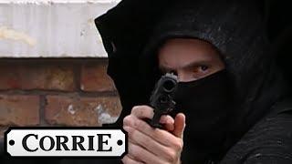 Coronation Street - Tyler SHOOTS Peter As He Tries to Save Simon