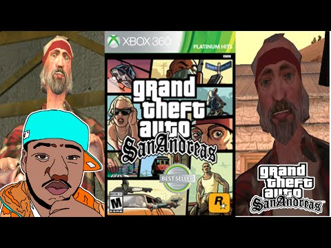 "Grand Theft Auto San Andreas Walkthrough Part 20 ""Nothing But The Truth"" #Xbox360 #RNG"
