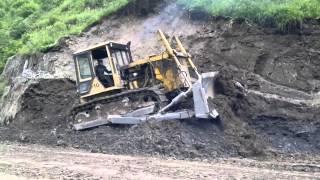 Ремонт автодороги Цебари-Шапих -Межиріччя . Цунта