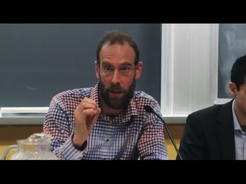 Fossil Free MIT Panel - Qu. 2: HYPOCRISY OF DIVESTMENT?