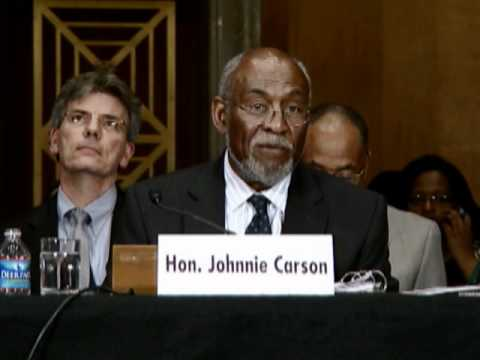 Assistant Secretary Carson Testifies on U.S. Policy on African Leadership