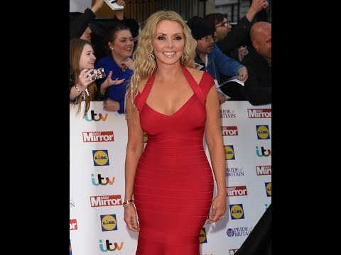 Who is Carol Vorderman Pride of Britain Awards 2017 host and former Countdown star who lost thumbnail