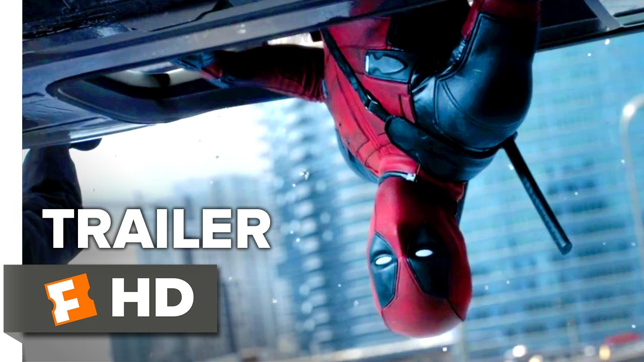 Deadpool official trailer 2 2016 ryan reynolds movie hd youtube