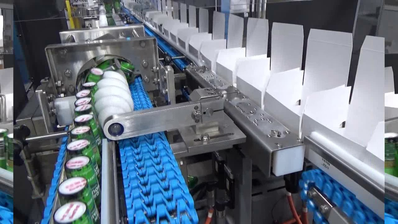 57473 BluePrint Automation Spider 100 Tray Unloader and Carton Loader and  Gantry 100 Case Packer