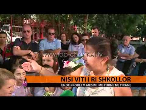 Nisi viti i ri shkollor - Top Channel Albania - News - Lajme