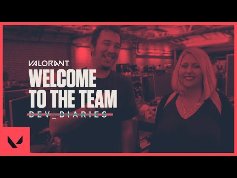 Welcome to the team // Dev Diaries - VALORANT