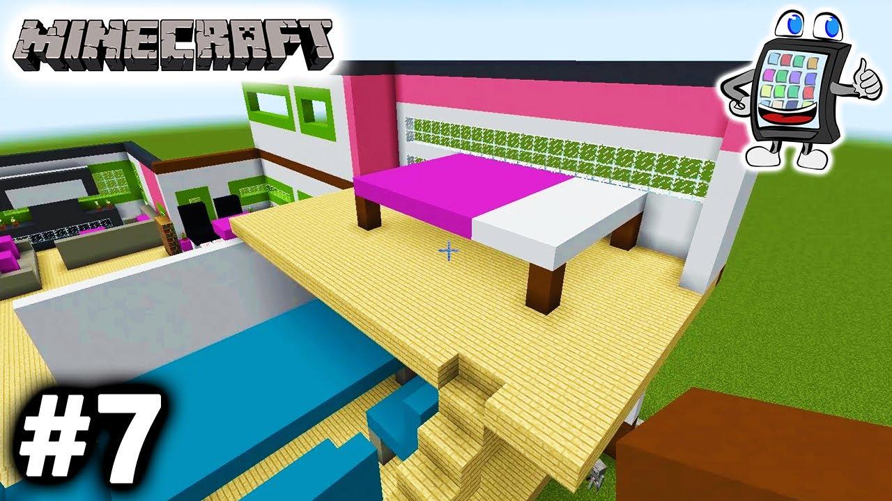 Minecraft playmobil luxusvilla bauen 7 deutsch xxl for Luxusvilla bauen