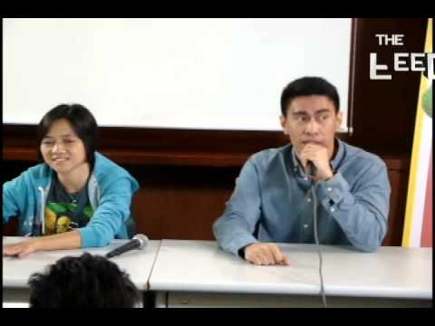 PT2: Ramon Bautista and Joyce Bernal on Bakit Hindi Ka Crush Ng Crush Mo Travel Video