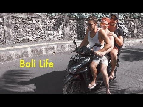 Three Dudes On A Bike