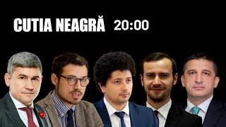 LIVE: Cutia Neagră Cu Mariana Rață / 19.04.2021 /