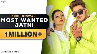 Most Wanted Jatni Sukh Deswal Free MP3 Song Download 320 Kbps