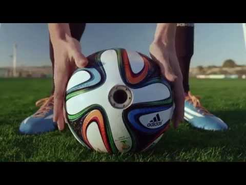 brazuca Around The World: Trailer in New