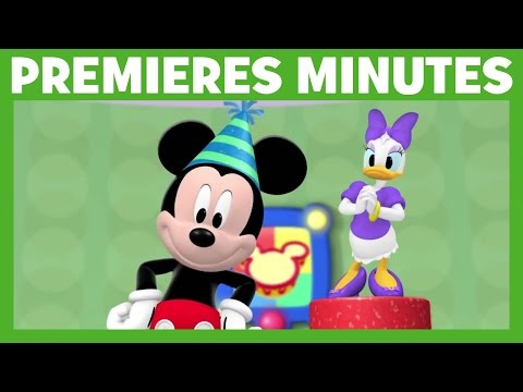 La Maison de Mickey - Premi猫res minutes : Joyeux maxiversaire Mickey !