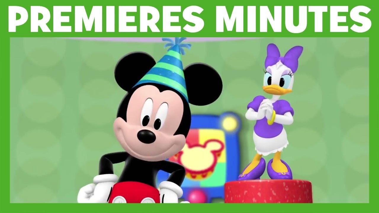La Maison De Mickey Premi Res Minutes Joyeux