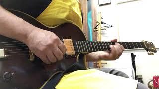 ホンマホボディー&ネック、エボニー指板、Gibson'57classic、ルーパー...