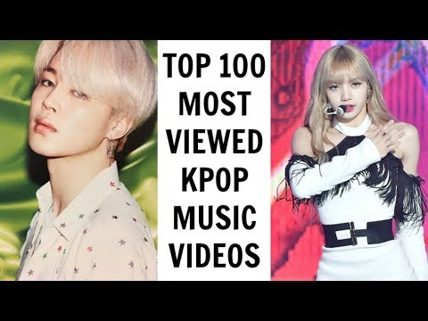 [TOP 100] MOST VIEWED KPOP MUSIC VIDEOS ON YOUTUBE   October 2019