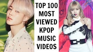 [TOP 100] MOST VIEWED KPOP MUSIC VIDEOS ON YOUTUBE | October 2019