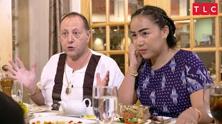 David's Daughter Is Not Handling Her Dad's Engagement Well | 90 Day Fiancé