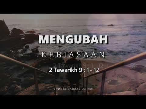 Mengubah Kebiasaan | Renungan Kristen from YouTube · Duration:  3 minutes 42 seconds