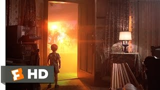The UFOs Surround the House - Close Encounters of the Third Kind (3/8) Movie CLIP (1977) HD