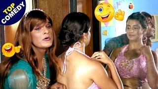 मैडम जी बहुत अच्छा बा समान | अक्षरा सिंह और खेसारी का ऐसा कॉमेडी वीडियो नहीं देखा होगा.. Bhojpuri