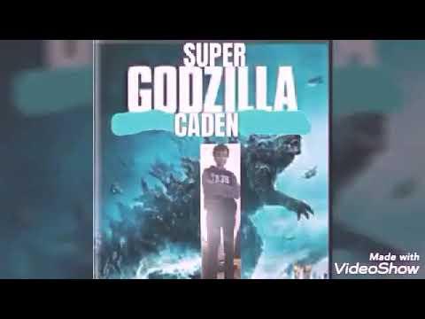 Godzilla Vs Giant Megalodon - YouTube