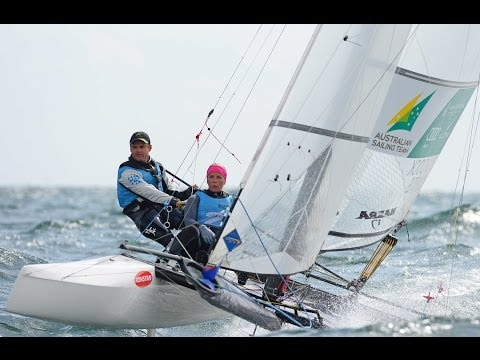 2013 ISAF Sailing World Cup Melbourne - Sea Master Sailing Feature