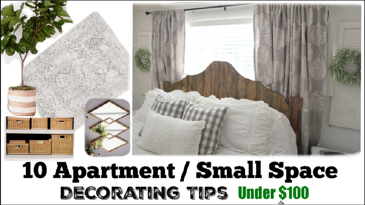 How To Decorate Apartment On A Budget