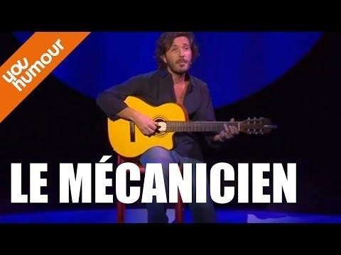 EMMANUEL DONZELLA - Le mécanicien