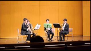 2014/08/30 @杉田劇場 YNU Saxophone Orchestra Summer Concert.