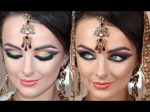Bollywood Barbie Makeup Transformation - Real Dramatic ...