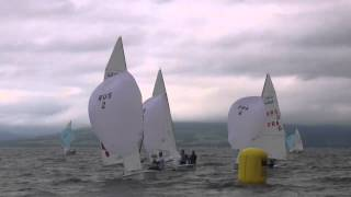 2012 470 European Championship 27 June - 4 July 2012, Largs|UK 5th ...