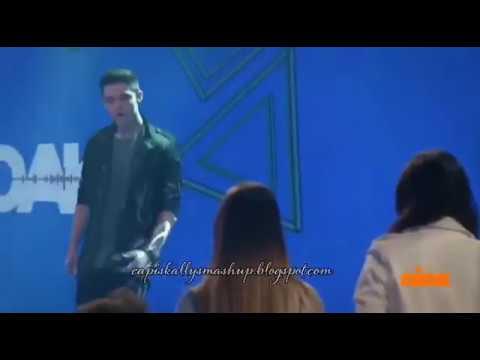 "Kally's Mashup | Dante Canta "" She's Gone "" Versão  Remix Pra Kally No Music Shake"