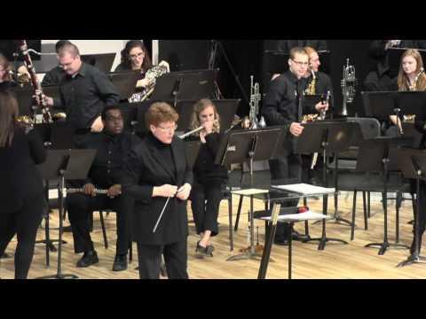 University of Nebraska-Lincoln Wind Ensemble Performance