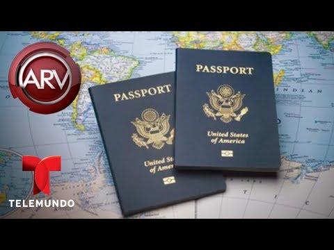 Por qué debes aplicar o renovar tu pasaporte antes de enero de 2018   Al Rojo Vivo   Telemundo