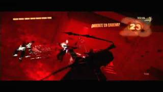 """WET"" Demo (gameplay) PlayStation 3 we love the gore"