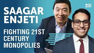 Saagar Enjeti: What are conservatives conserving? | Andrew Yang | Yang Speaks